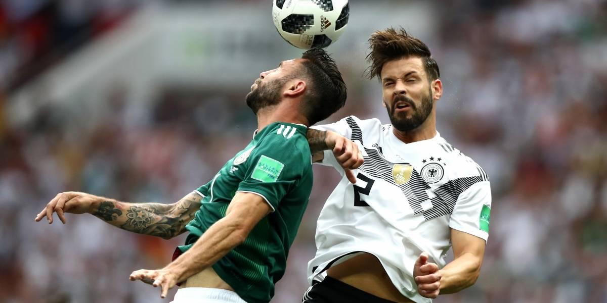Así vivimos el soberbio batacazo que dio México al vencer a Alemania