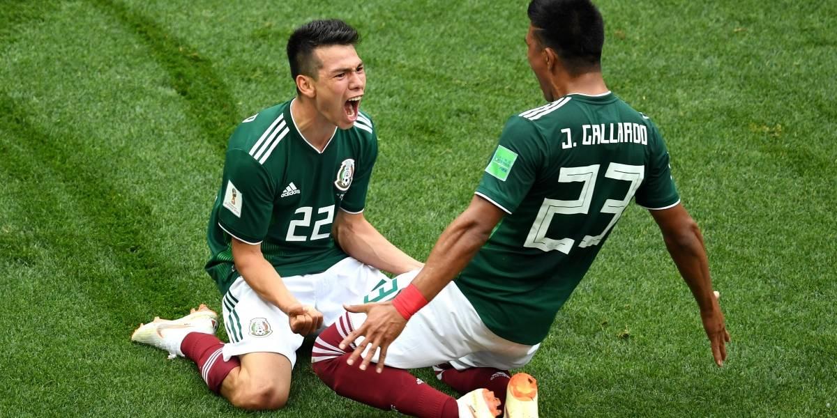 México quita invicto de Alemania en debut Mundialista