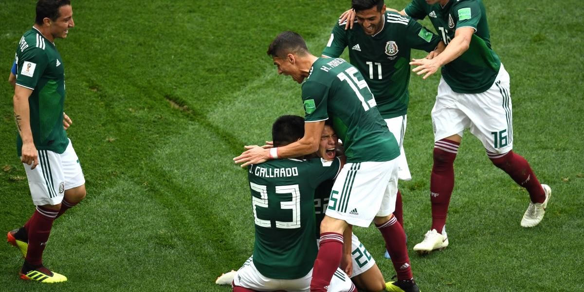 Sismo en México tras gol de México contra Alemania
