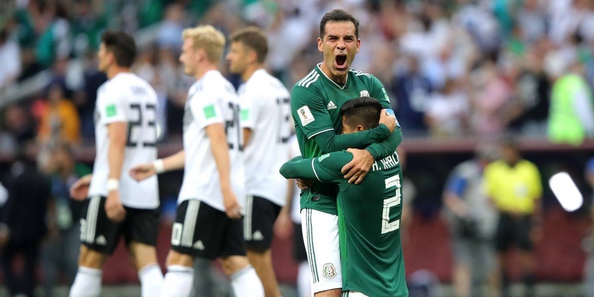 Amor a la mexicana: Rafa Márquez jugó su quinto e iguala histórico récord de Lothar Matthäus