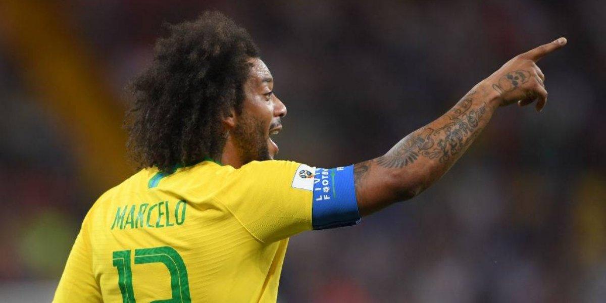 "Marcelo furioso por no utilización del VAR tras empate de Suiza a Brasil: ""Si está ahí es para ser usado"""