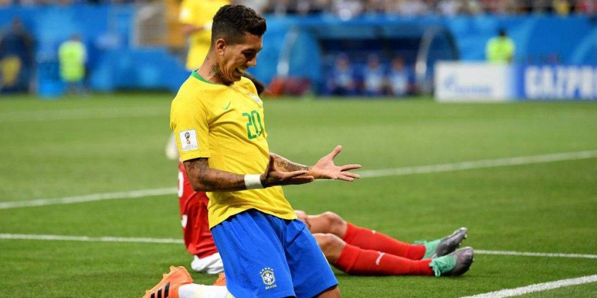 Brasil decepcionó en su debut en el Mundial y apenas alcanzó un pobre empate con Suiza