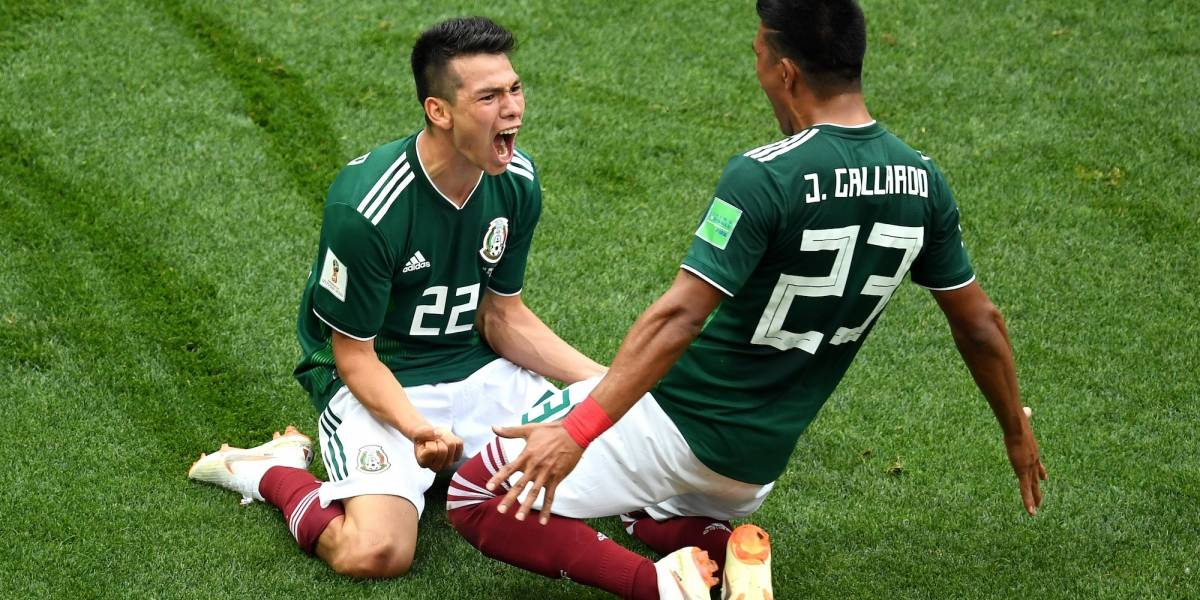 Image result for GOL CHUCKY LOZANO