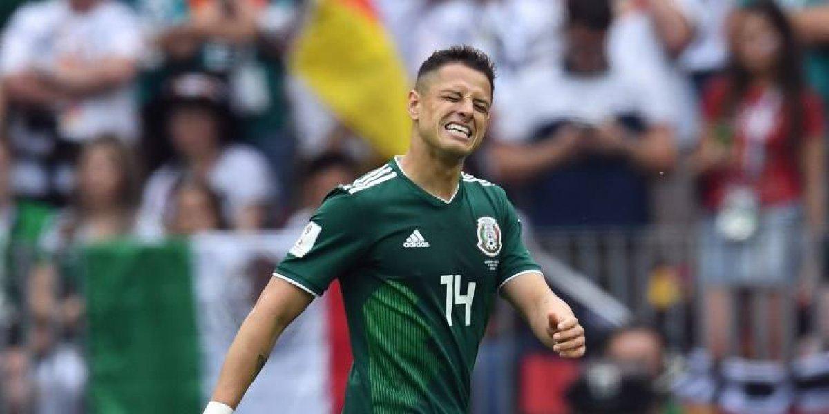 """Javier Hernández cumple y deja """"fuera"""" del Mundial al """"Chicharito"""""""