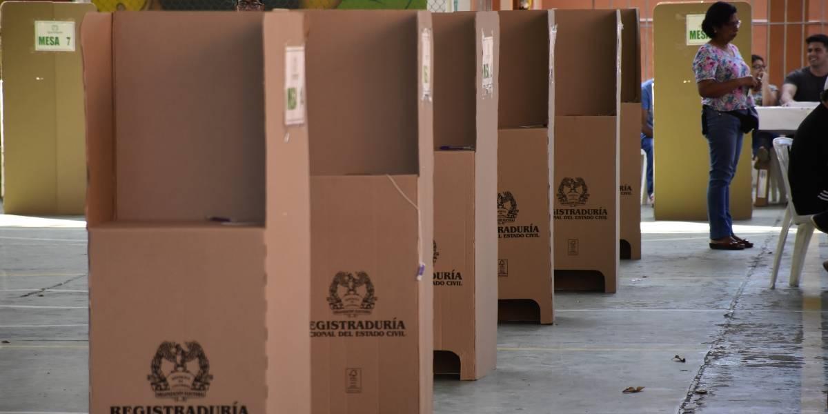 La región Caribe salió a urnas a votar por Iván Duque