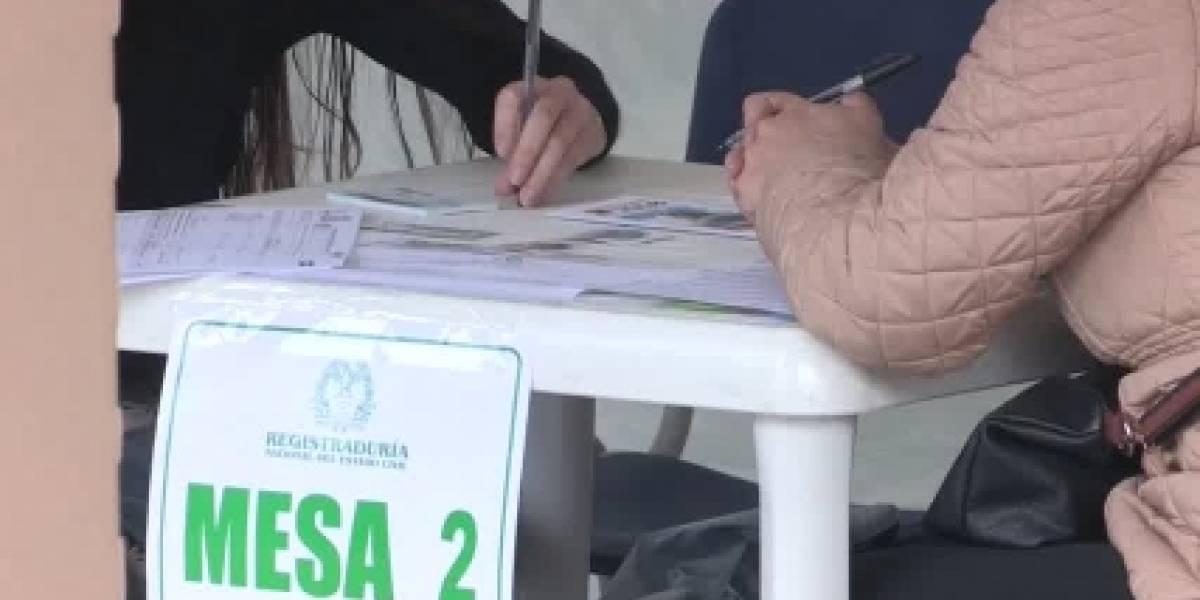 Ya fueron elegidos los jurados para la consulta anticorrupción del próximo 26 de agosto