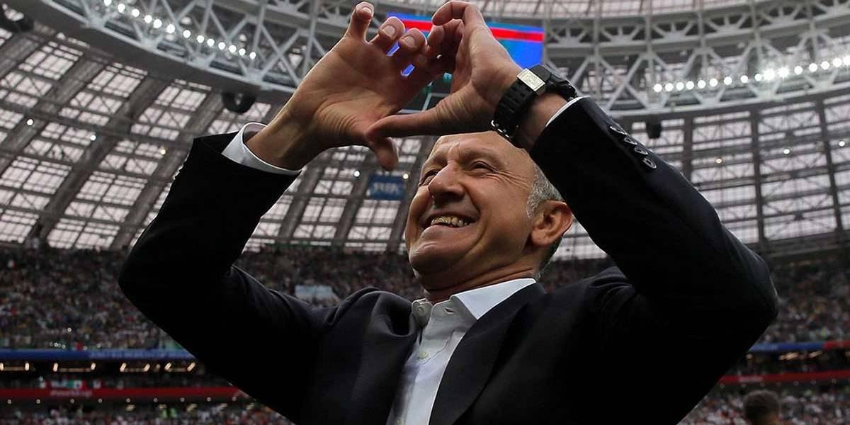 Vitória contra Alemanha serve para convencer os críticos, diz técnico do México