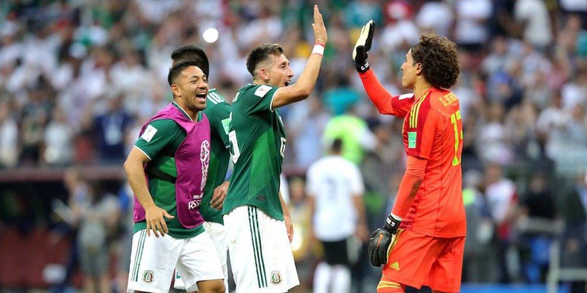 Mexicanos vivieron la pasión del primer partido del Tri en Twitter