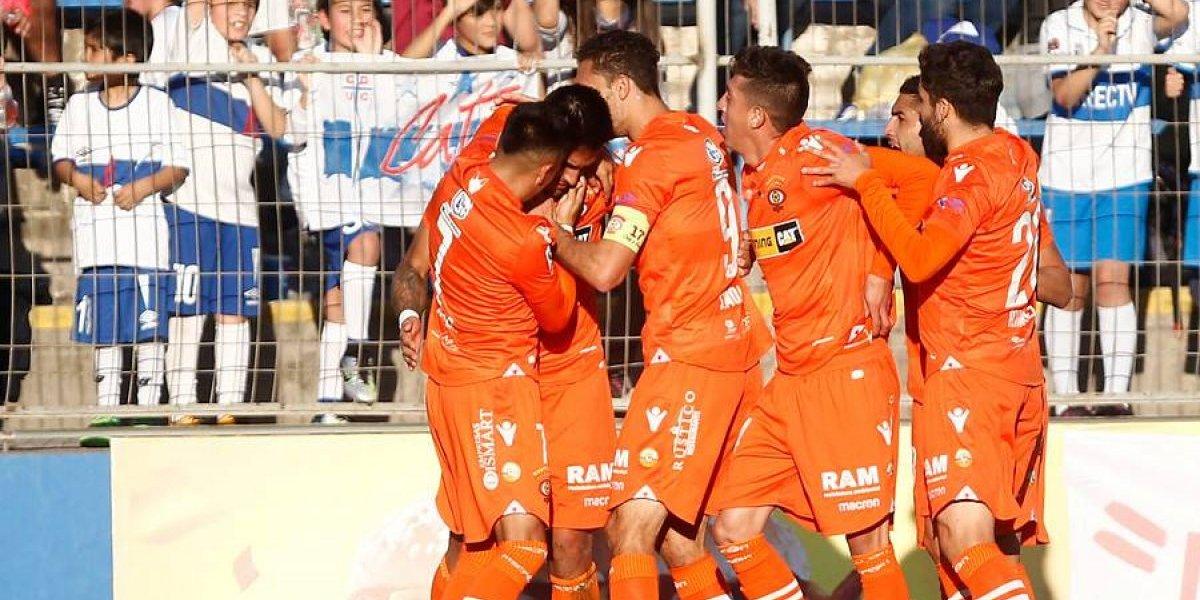 La Primera B se hace fuerte en la Copa Chile: siete equipos sorprendieron y eliminaron a los de Primera
