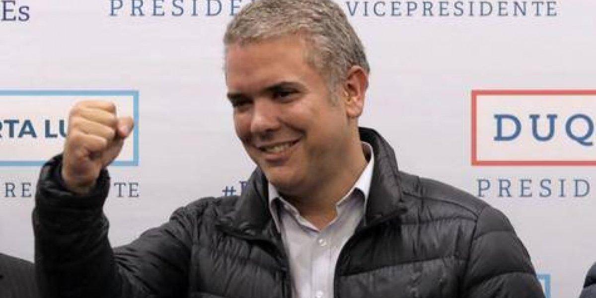 Duque, delfín de Uribe, presidente electo de Colombia