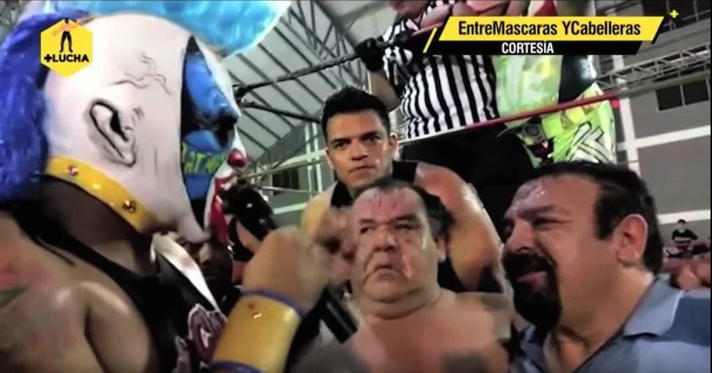 Psycho Clown es la gran estrella de la empresa AAA; es hijo de otra gran figura de la lucha libre: Brazo de Plata Súper Porky