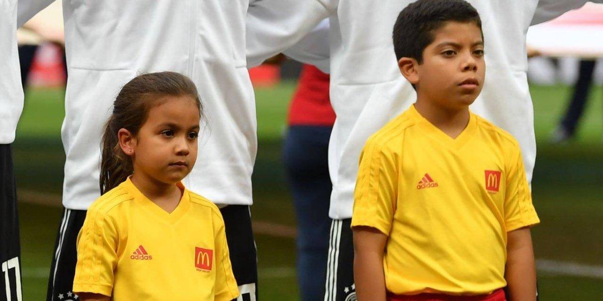 Niña puertorriqueña vive inolvidable experiencia en Mundial 2018