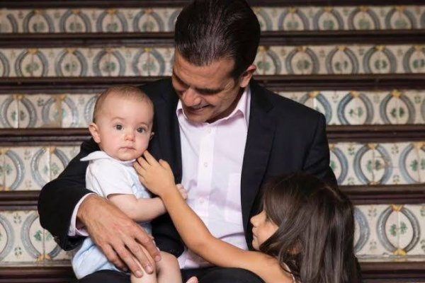 Ricardo Rosselló - Día de Padres