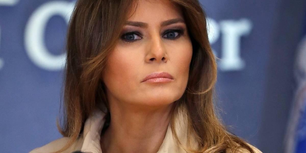 A crítica sem precedentes de Melania Trump à separação de imigrantes ilegais de seus filhos nos EUA