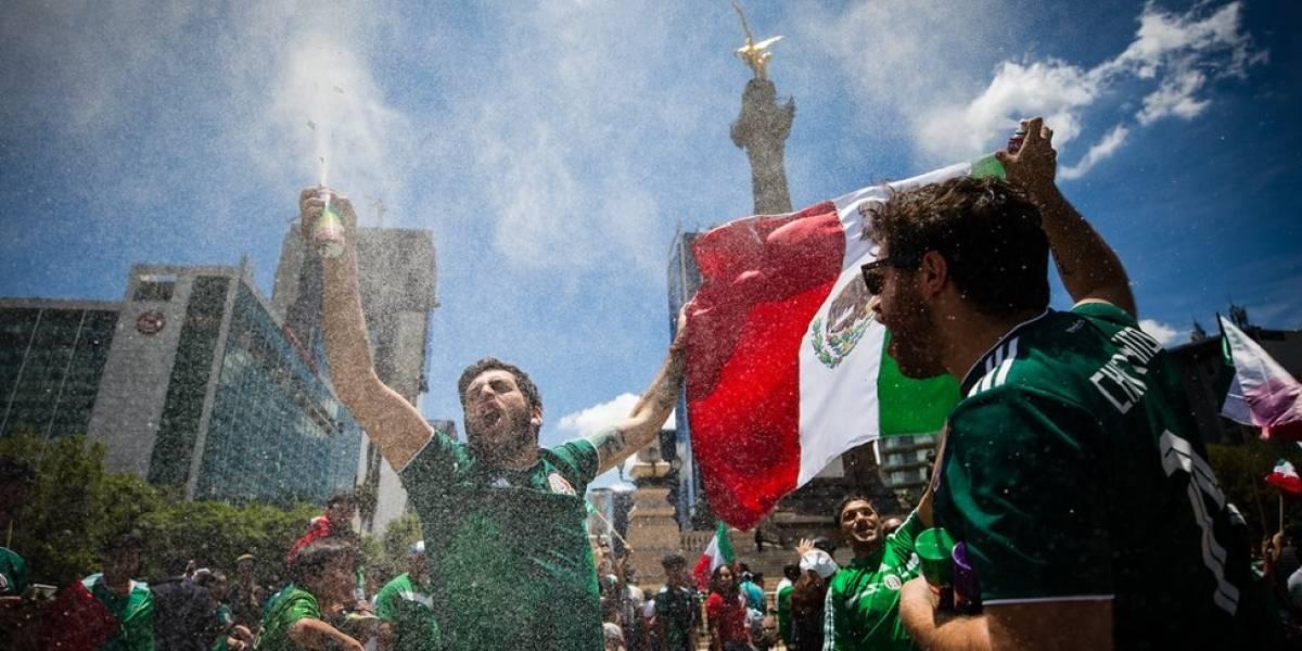 A comemoração da torcida do México na Copa do Mundo da Rússia provocou um terremoto?
