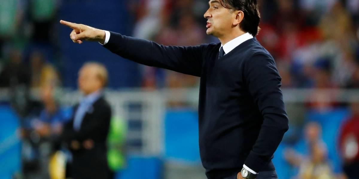 Técnico da Croácia corta atacante que se recusou a jogar contra a Nigéria