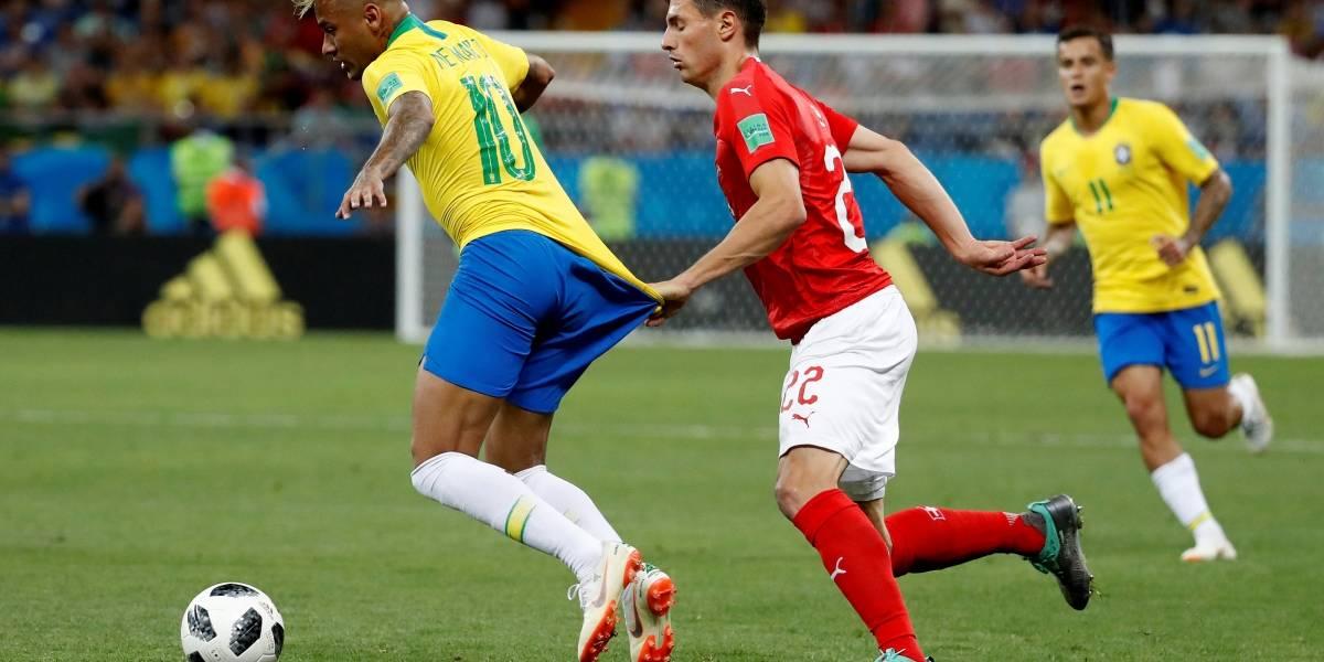 Técnico da Itália diz que Neymar não está 100%