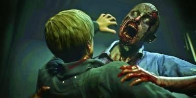 'Resident Evil 2'
