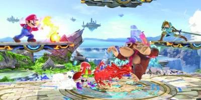 'Super Smash Bros Ultimate'