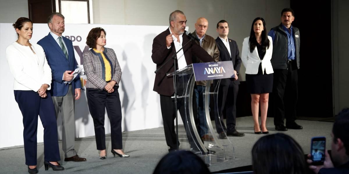 Frentistas denuncian a Meade ante PGR por presunto fraude transexenal