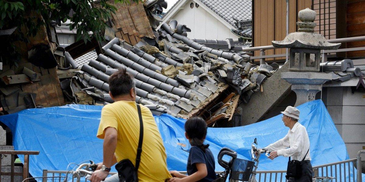 Impresionante video refleja cómo se vivió el terremoto en Japón