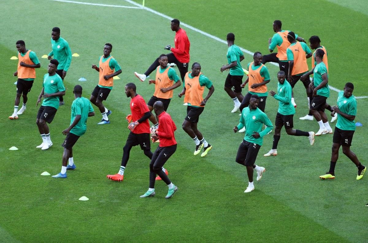 Polonia vs Senegal EFE