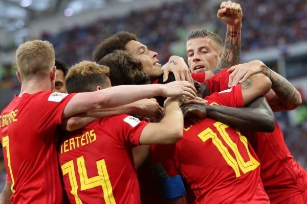 Video de los goles de Bélgica vs Panamá