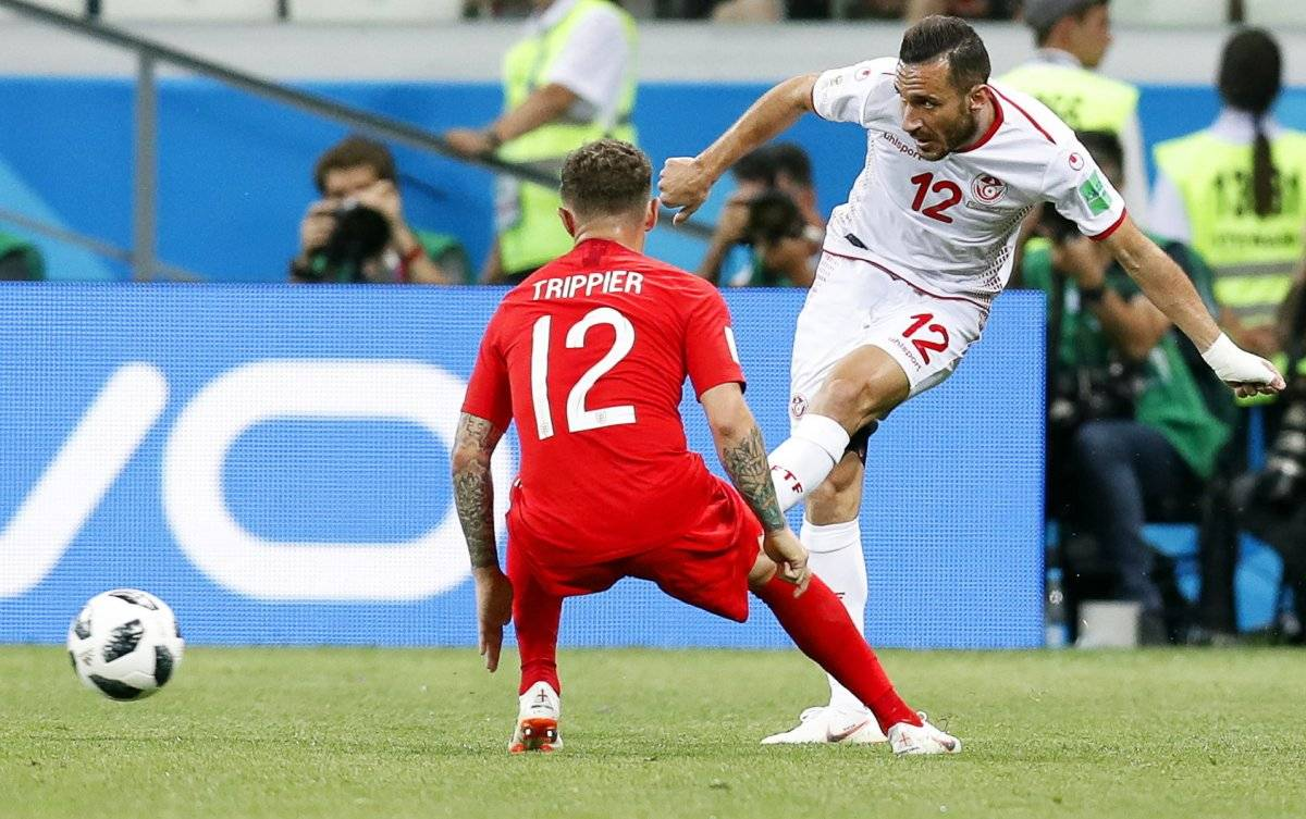 Túnez vs Inglaterra: Doblete de Kane le da la victoria al equipo inglés EFE