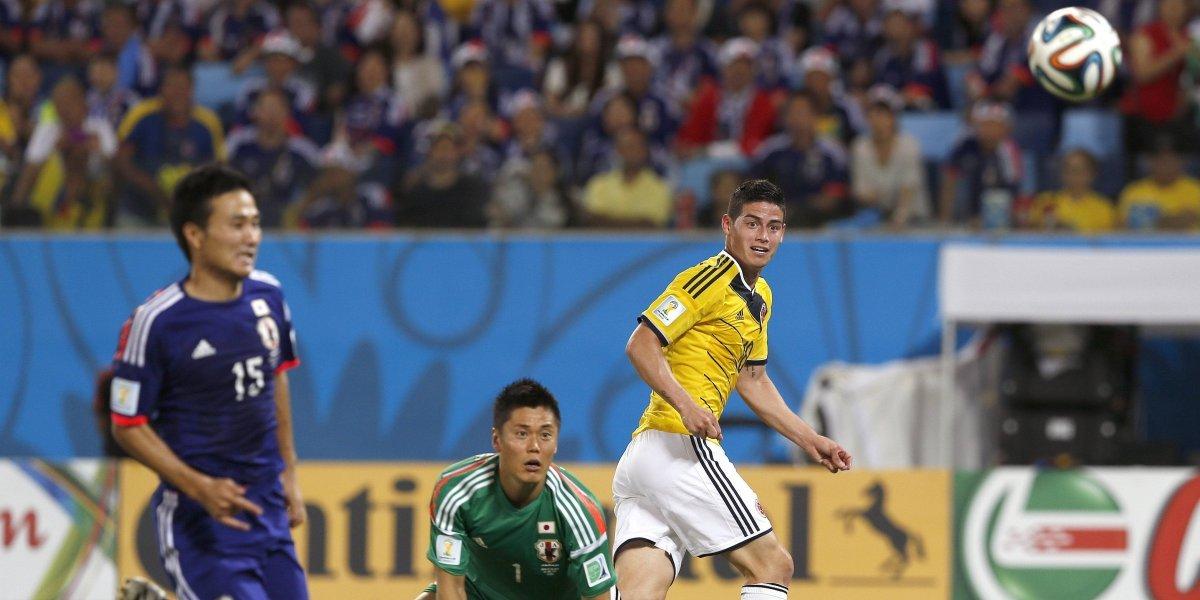 Todo listo para que Colombia debute ante Japón