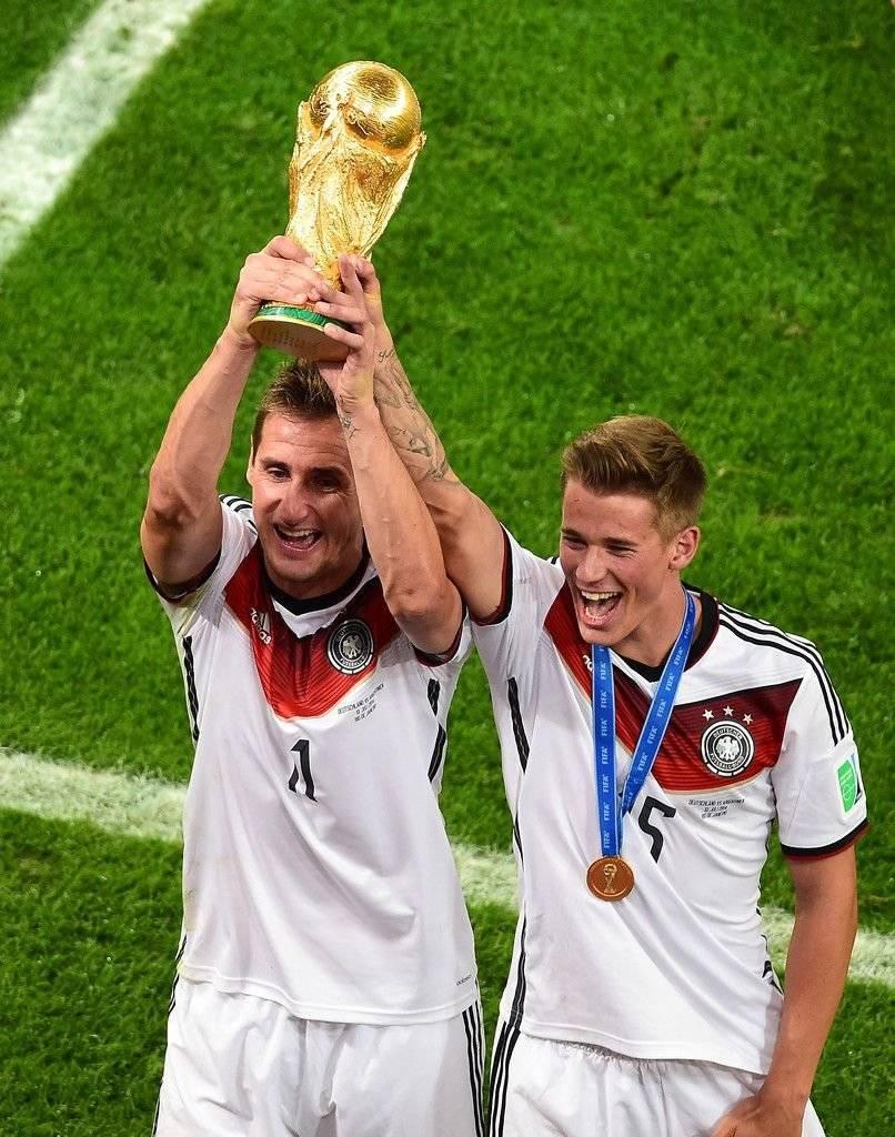 Los alemanes quieren repetir el título,
