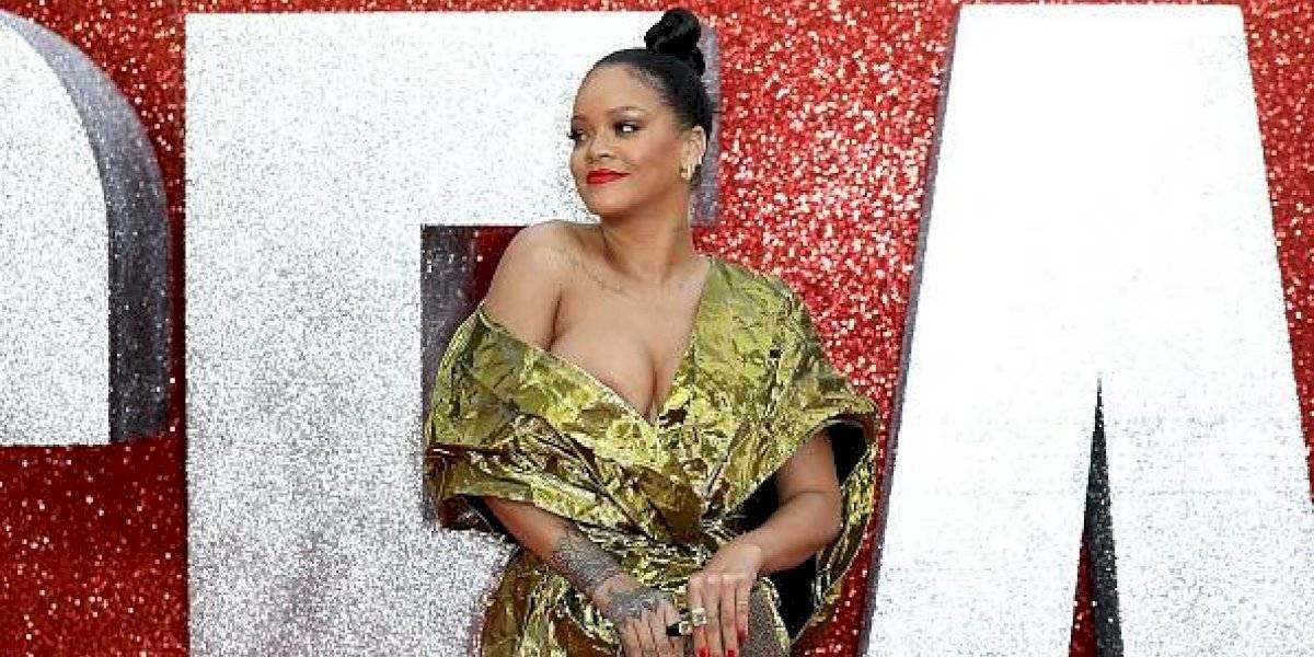 Rihanna habló por primera vez de su relación con millonario empresario saudí