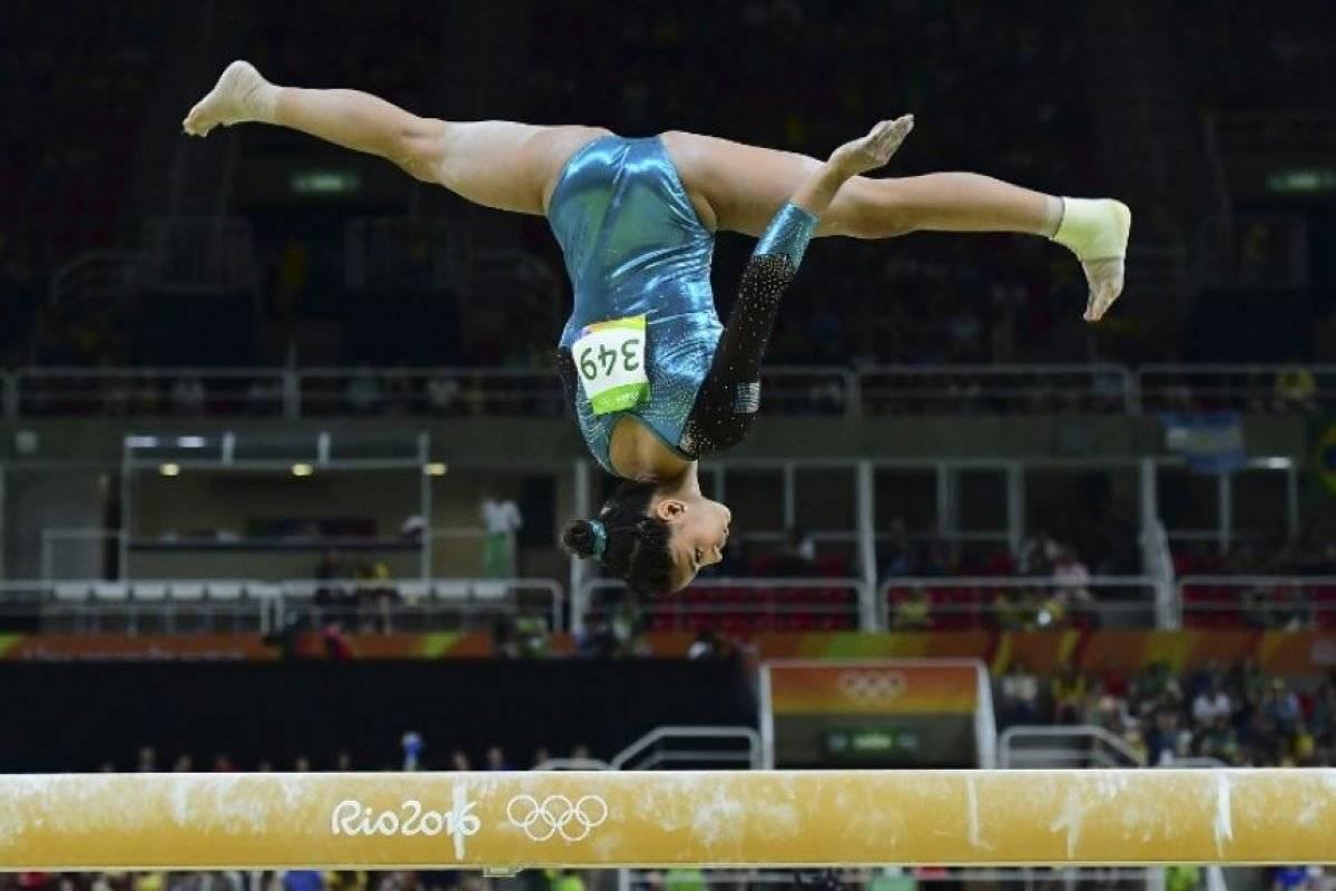 Ana Sofía fue campeona panamericana.