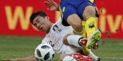 Rusia 2018: Suecia ganó 1-0 a Corea del Sur