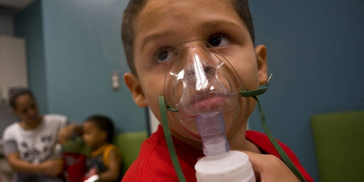 Más casos de asma en Puerto Rico tras azote de María