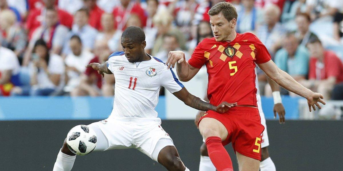 Así vivimos la goleada de Bélgica frente a la Panamá de Cooper y Torres