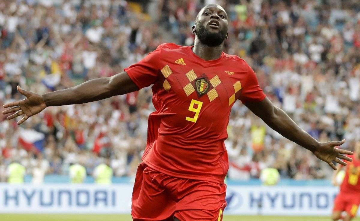 Bélgica vs Panamá: Doblete de Lukaku se llevó la ilusión del