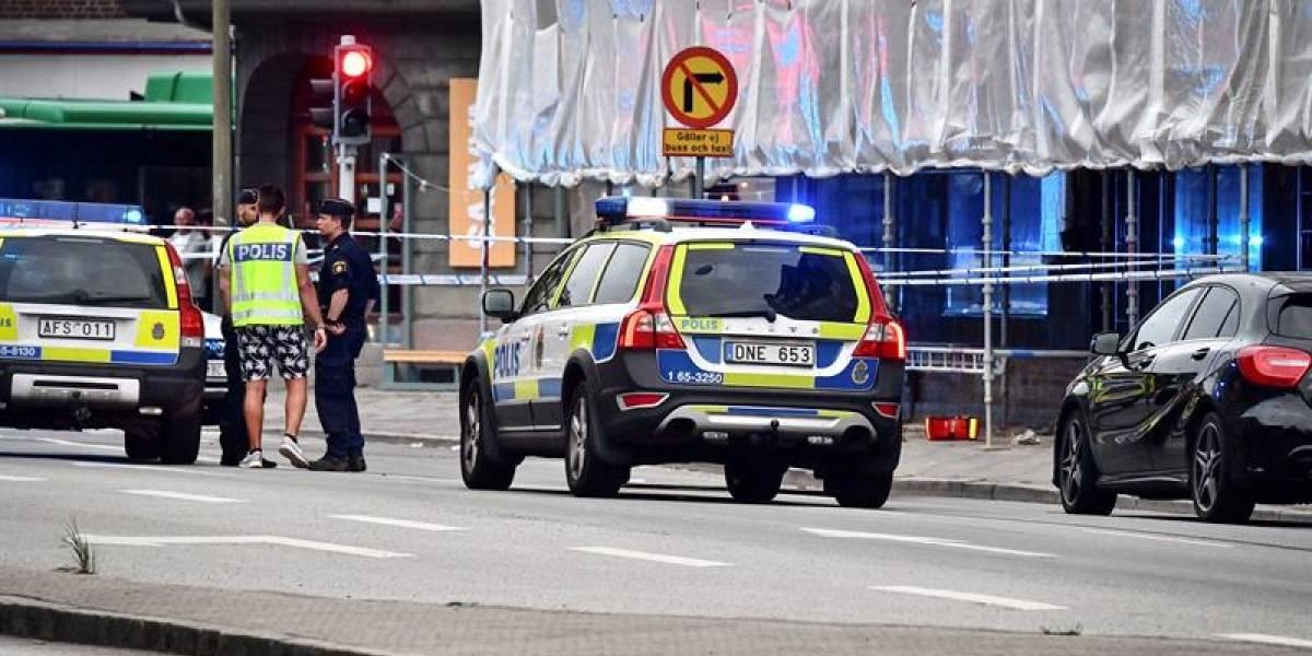 Cinco heridos en un tiroteo en la ciudad sueca de Malmoe
