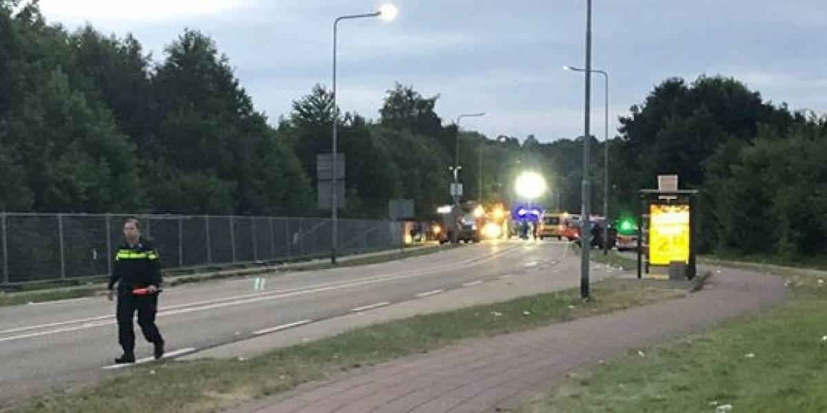 Espectaculos: Un muerto y tres heridos en festival de música en Holanda