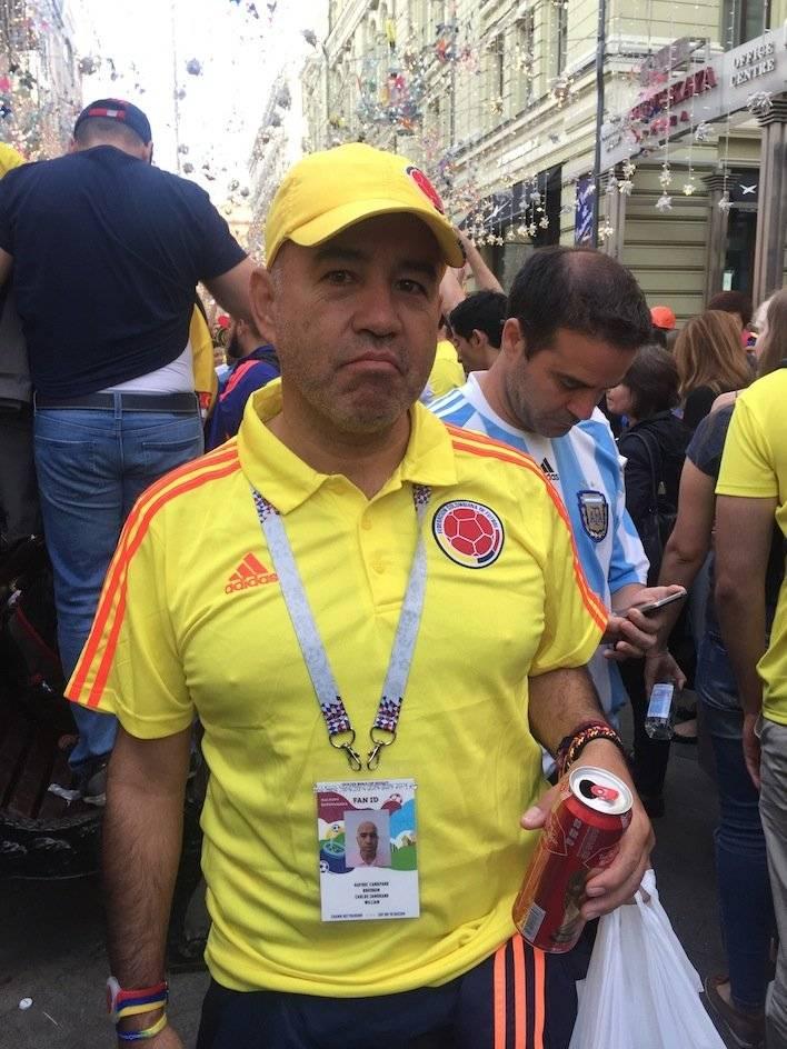 Aficionado Colombia