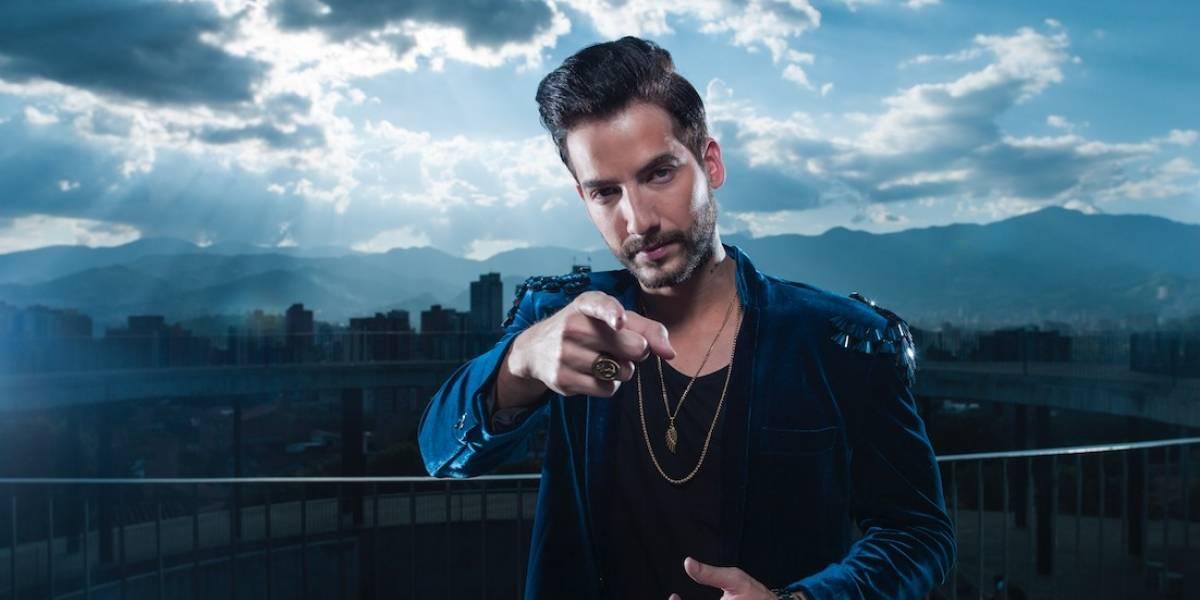 Charly de 'La reina del flow' sí está inspirado en famoso cantante colombiano