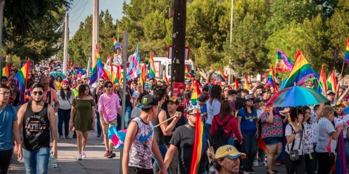 Comunidad LGBT de Nuevo León inicia actividades para refrendar lucha por sus derechos
