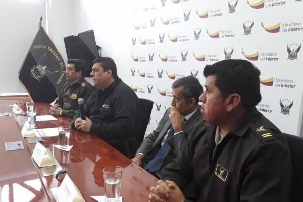 Pablo Romero, exjefe de la Senain, quedó en libertad en España