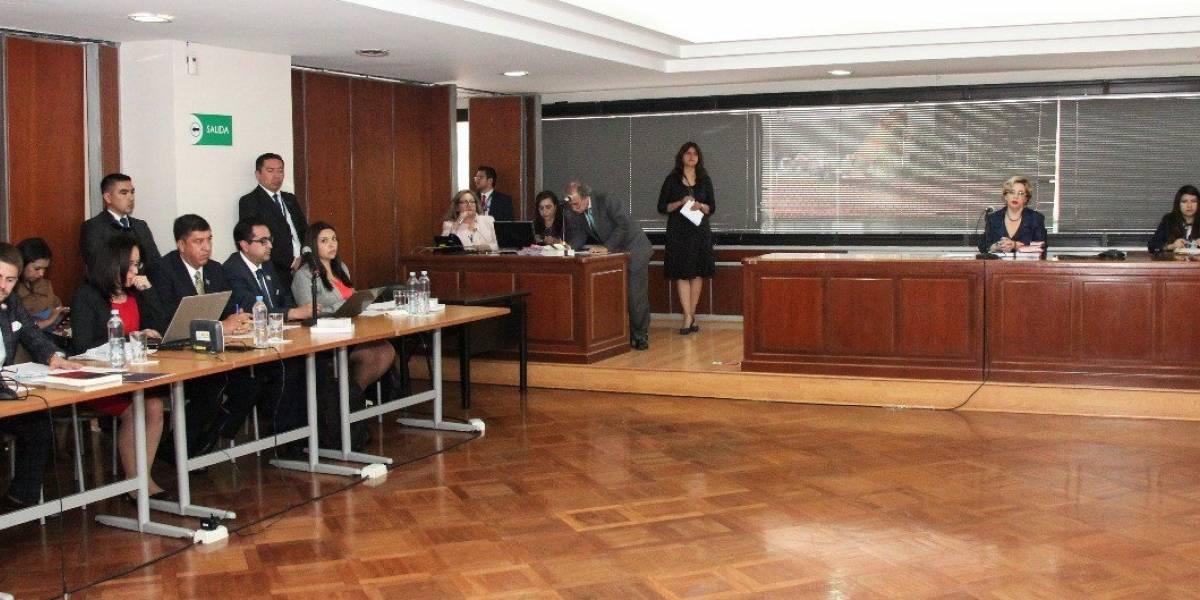 Jueza Daniella Camacho dispone medidas cautelares para Rafael C.