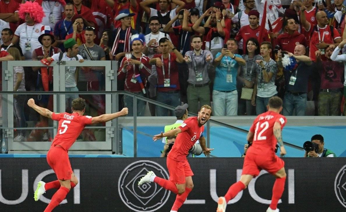 Túnez vs Inglaterra: Doblete de Kane le da la victoria al equipo inglés Conmebol