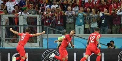 Túnez vs Inglaterra: Doblete de Kane le da la victoria al equipo inglés