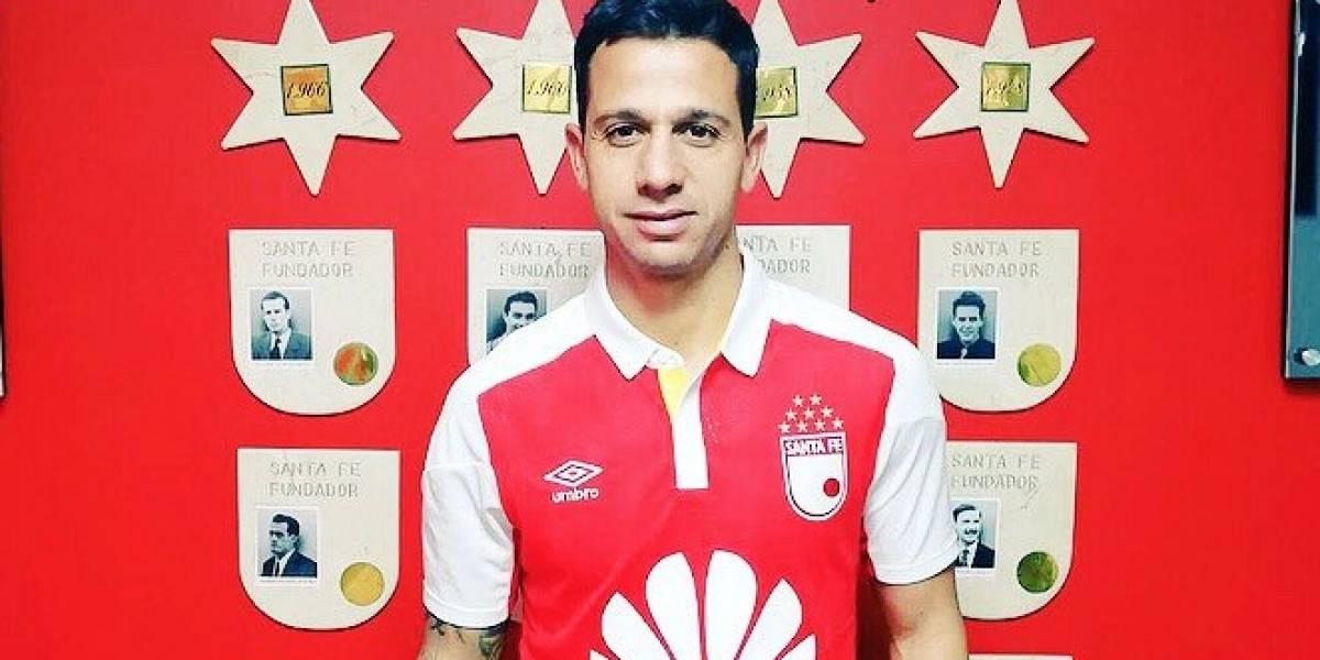 El uruguayo Diego Guastavino reforzará a Independiente Santa Fe
