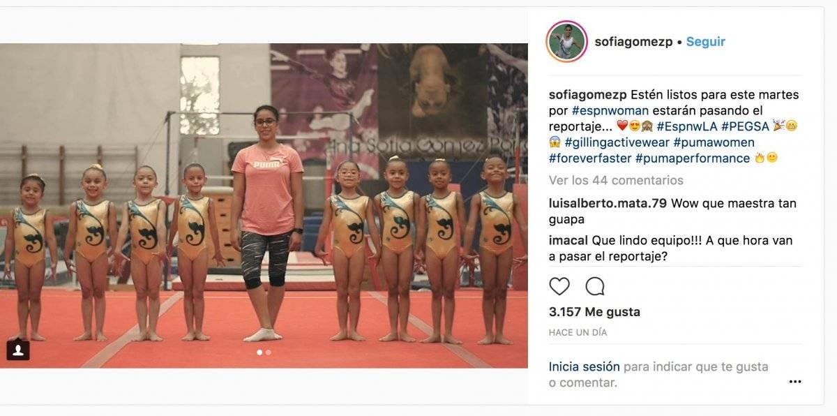 Gómez dio a conocer la noticia en su cuenta de Instagram