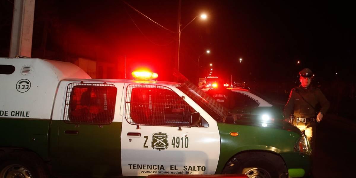 Hombre roció combustible y le prendió fuego a su pareja tras discusión en San Bernardo