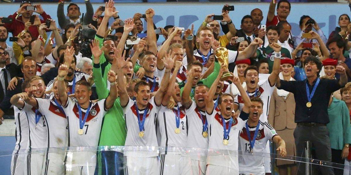 ¡Inesperado debut! ¿Podrá Alemania terminar con esta maldición del Mundial?