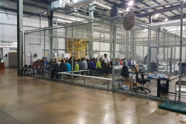 Centros de detención
